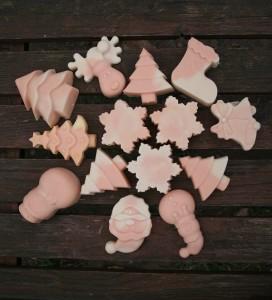 Narancsos kecsketejes szappan